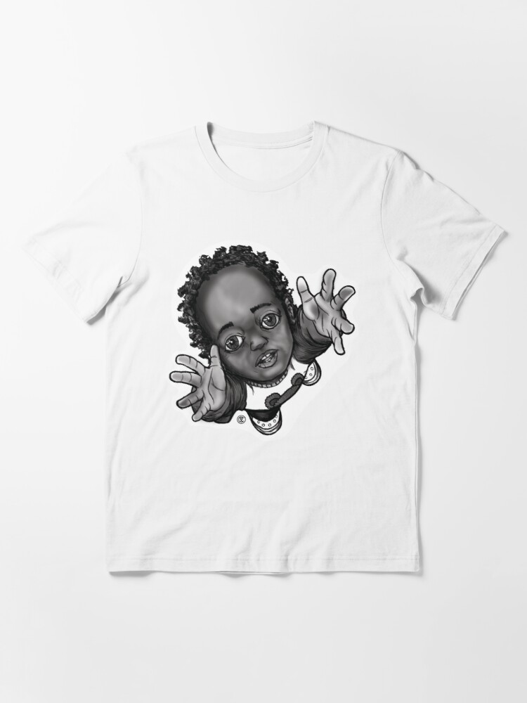 Alternate view of Hands Up Don't Hit | Look Up 1 Essential T-Shirt