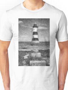 Penmon Lighthouse Unisex T-Shirt