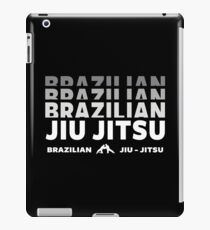 JIU JITSU - BRAZILIAN JIU JITSU iPad Case/Skin