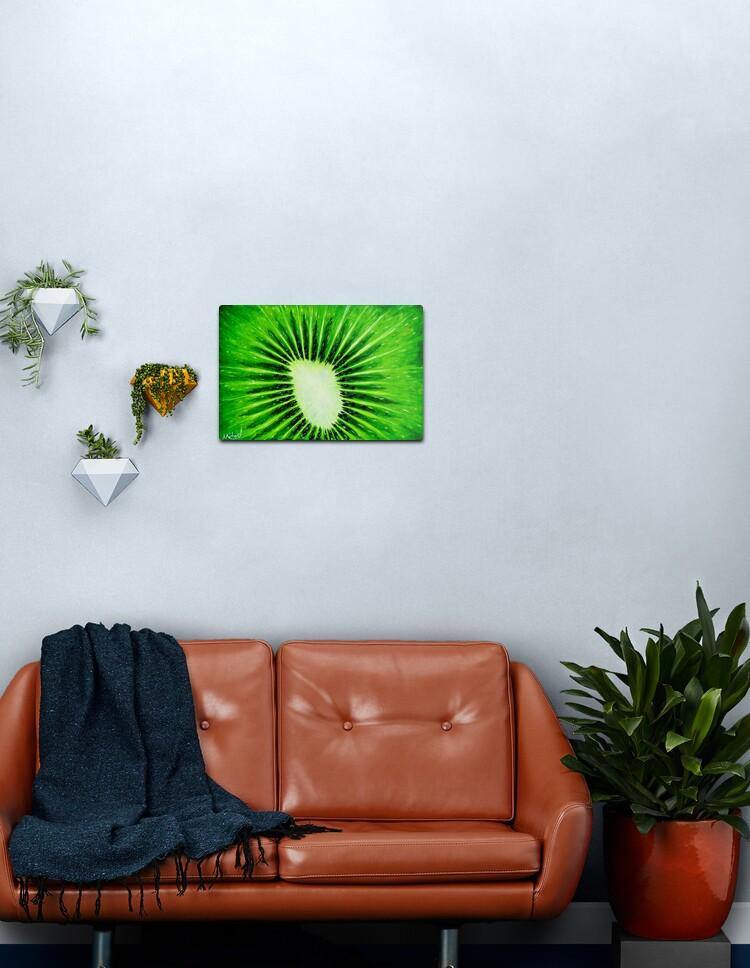 pop art bedroom decor online information.htm kiwi explosion  original pop art nature painting  metal print by  original pop art nature painting
