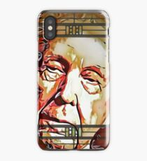 Frank Has Got It Wright! iPhone Case