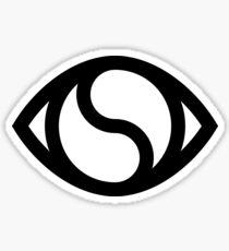 Soulection Hi-Res Transparent (BLACK) Sticker