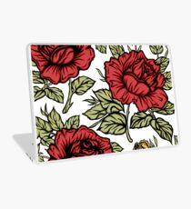 Floral rose Laptop Skin