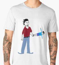 Haruto and Kiryu Men's Premium T-Shirt