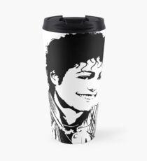 Michael Jackson MJ Thriller Travel Mug