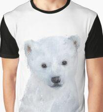 Little Polar Bear Graphic T-Shirt