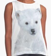 Little Polar Bear Sleeveless Top