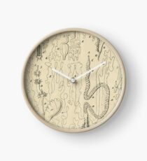Microscopic Biology Clock