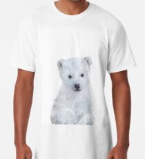 Little Polar Bear Long T-Shirt