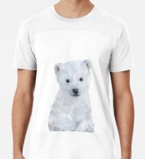 Little Polar Bear Premium T-Shirt