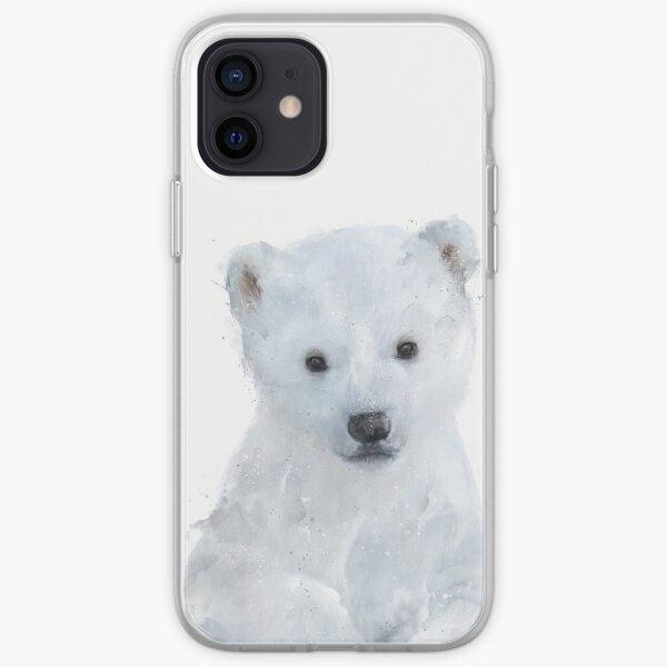 Kleiner Eisbär iPhone Flexible Hülle