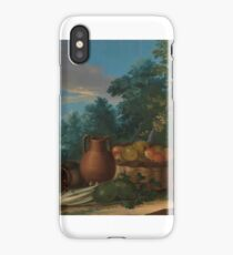 Still life of fruit and vegetables AGUIRRE, GINÉS ANDRES iPhone Case/Skin