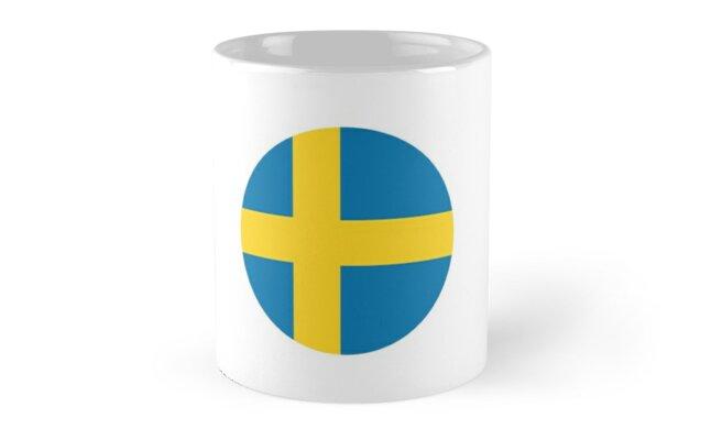 Sweden, Sverige, Sweden by all-flags