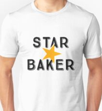 Star Baker—Great British Bake Off Unisex T-Shirt