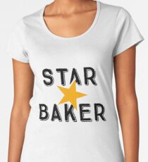 Star Baker—Great British Bake Off Women's Premium T-Shirt