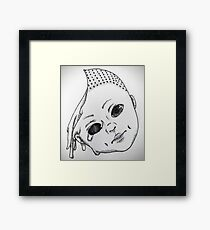 Halloween Child Framed Print
