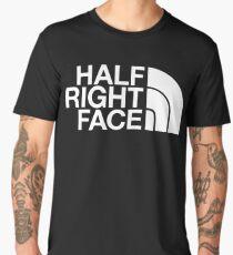 Half Right Face Men's Premium T-Shirt