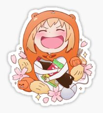 Junk Food Umaru Sticker