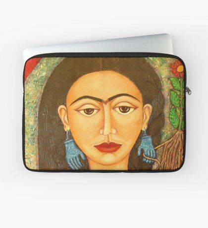 My homage to Frida Kahlo Laptop Sleeve