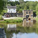 Boat emerging from Harecastle tunnel by CruisingTheCut