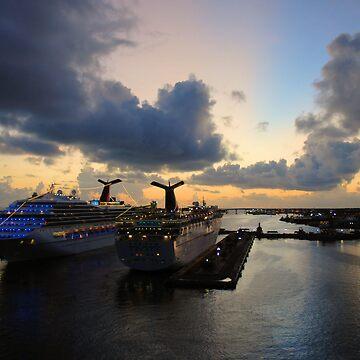 Bahama Cruise by JunkMan