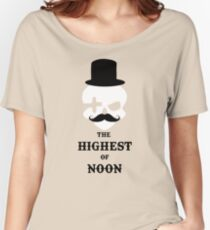 Mccree - The Highest Of Noon Women's Relaxed Fit T-Shirt