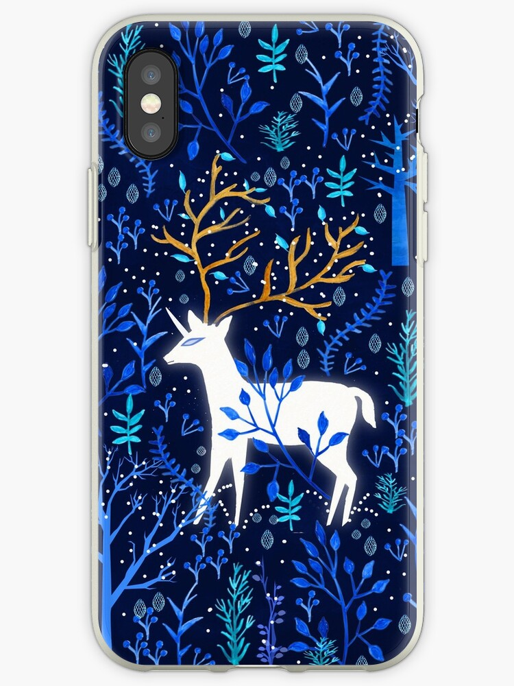 «Deericorn en azul» de elenor27
