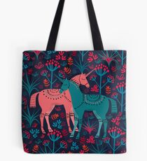 Unicorn Land Tote Bag