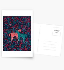 Unicorn Land Postcards