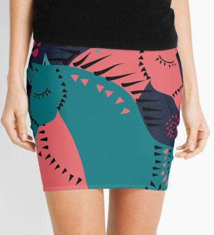 Unicorn Land Mini Skirt
