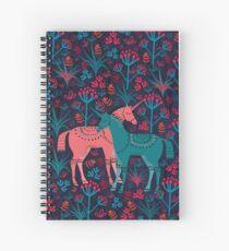 Unicorn Land Spiral Notebook