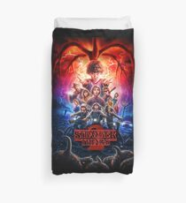 Stranger Things 2 Duvet Cover
