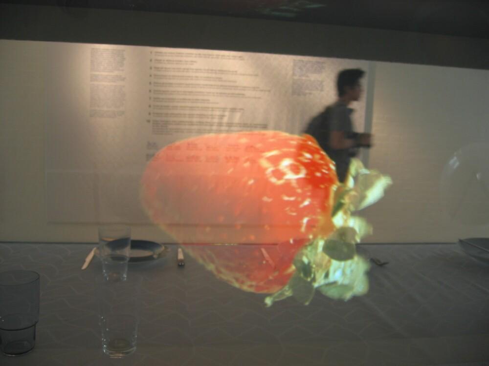 strawberry by gabriella hansen