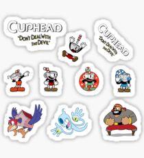 Cuphead - Sticker Pack 1 Sticker