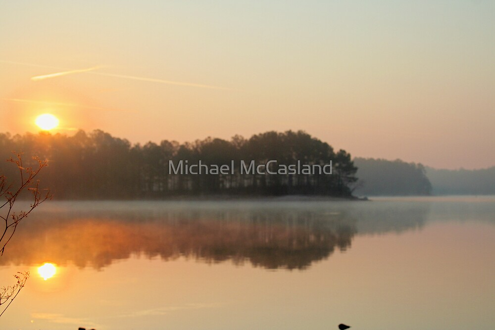 Sunrise by Michael McCasland