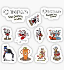 Cuphead - Sticker Pack 2 Sticker