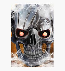 Terminator Photographic Print