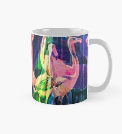 Flamingo Dance Mug