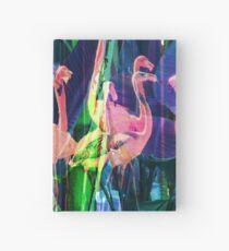 Cuaderno de tapa dura Flamingo Dance