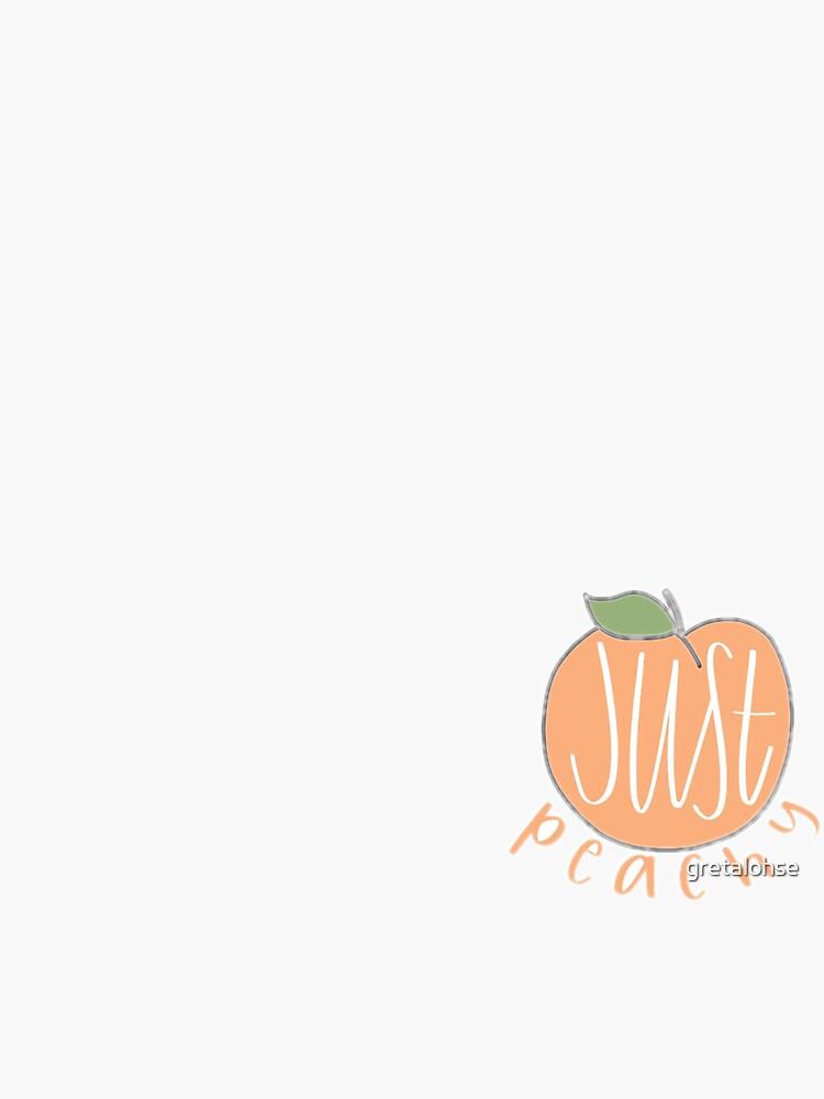 Just Peachy by gretalohse