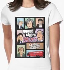 GTA: Brexit Women's Fitted T-Shirt