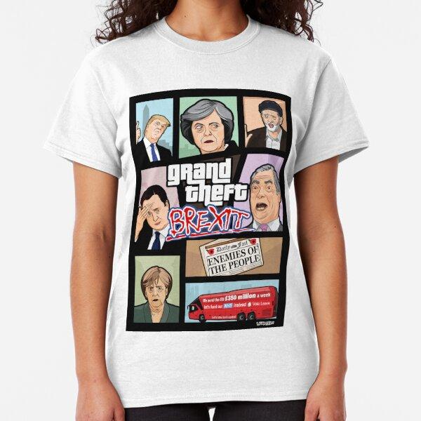 GTA: Brexit Classic T-Shirt