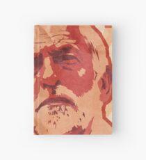 Corbyn bringt Bärte, Weste und Quinoa Notizbuch