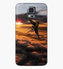 Lightning Sundown Case/Skin for Samsung Galaxy