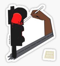 Always RED 3 Sticker
