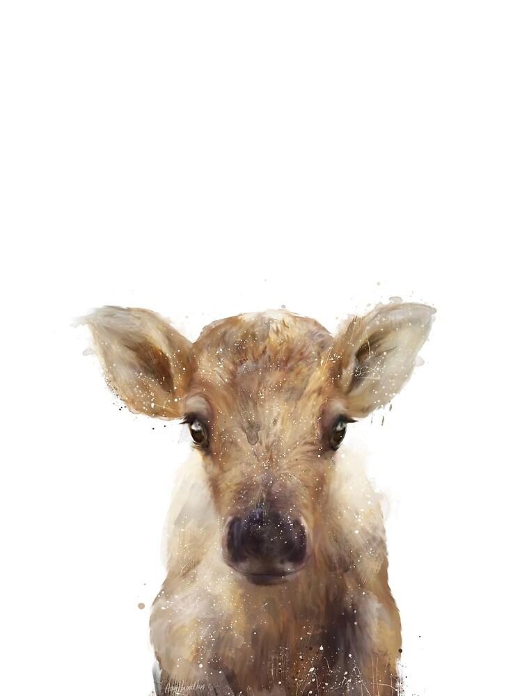 Little Reindeer by AmyHamilton