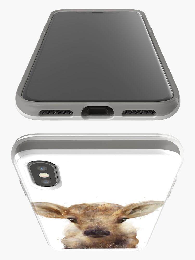 Alternative Ansicht von Kleines Rentier iPhone-Hüllen & Cover