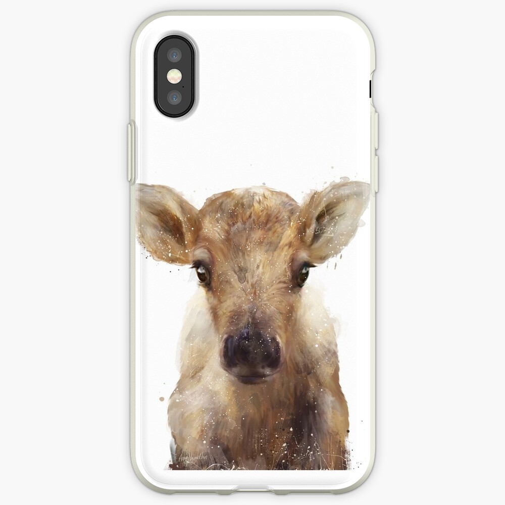Kleines Rentier iPhone-Hüllen & Cover