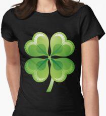 Shamrock - St Patricks Day Women's Fitted T-Shirt