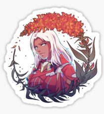 Snapdragon Elma Sticker